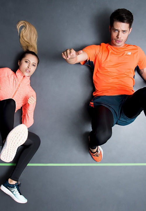 Performance Apparel von New Balance