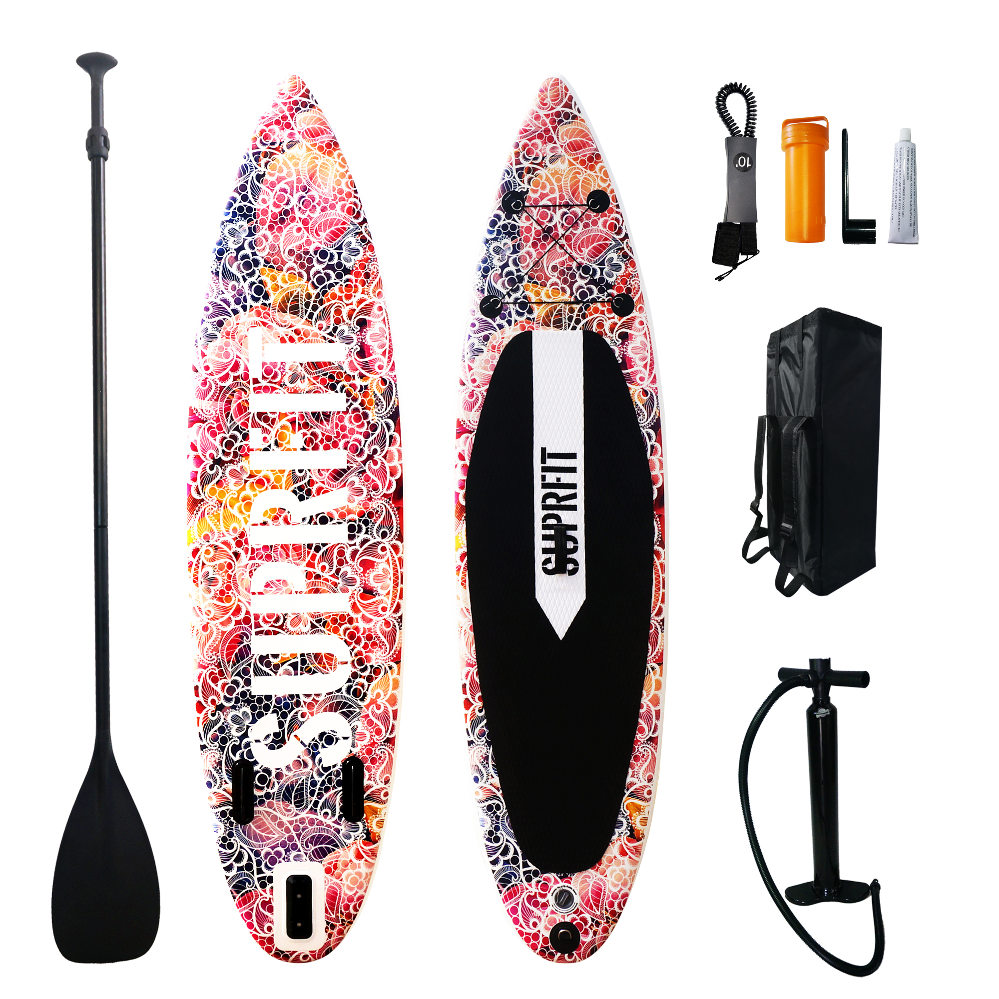 Superfit-Paddle-Boards zum Stand-up-Paddeln