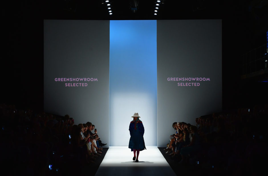 a915c53d1a Greenshowroom Selected - Show - Berlin Fashion Week Spring/Summer 2019